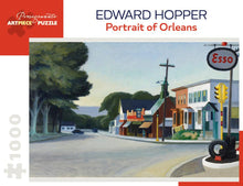 Load image into Gallery viewer, Edward Hopper: Portrait of Orleans - 1000 piece