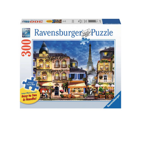 Pretty Paris - 300 piece (Large piece size)