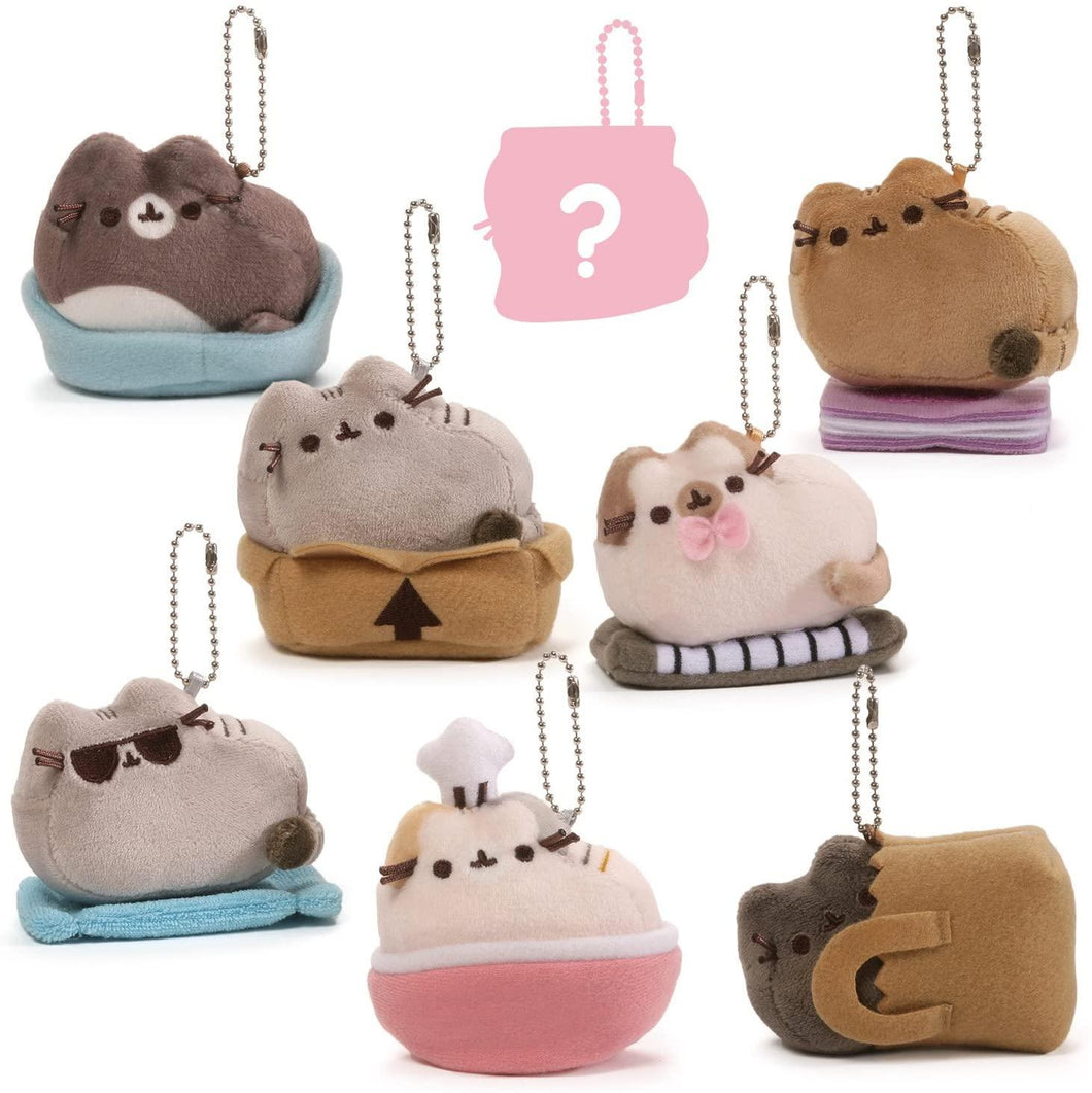 Pusheen Surprise Plush Series 3: Places Cats Sit