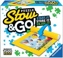 Load image into Gallery viewer, Puzzle Stow & Go