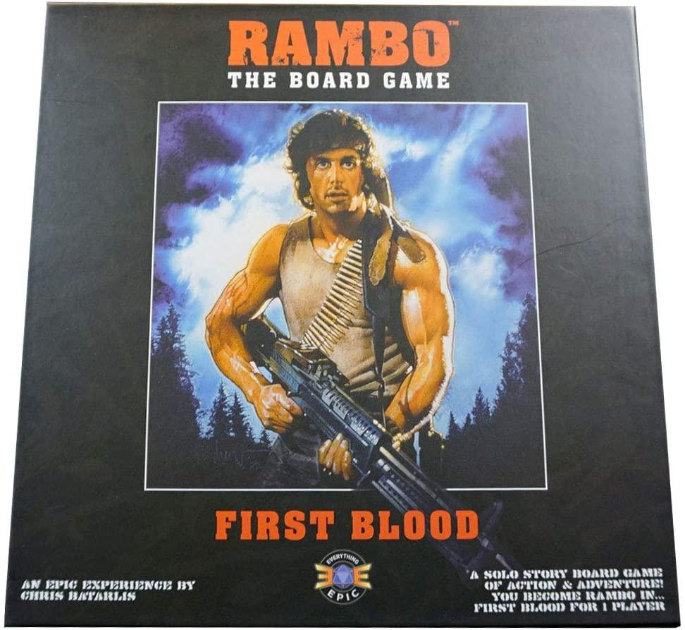 Rambo: The Board Game: First Blood