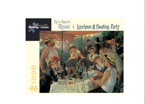 Renoir: Luncheon of the Boating Party - 1,000 piece