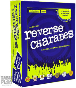 Reverse Charades Hilarious Twist on Charades Game