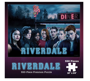 Riverdale Diner - 500 piece