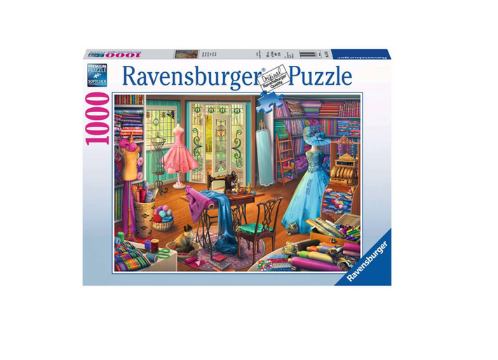 Seamstress Shop - 1000 piece