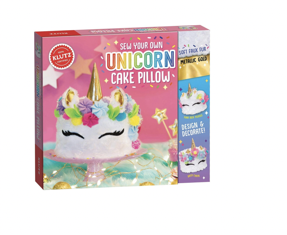 Sew Your Own Unicorn Cake