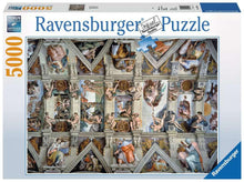 Load image into Gallery viewer, Sistine Chapel - 5000 piece