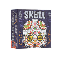 Load image into Gallery viewer, Skull Card Game