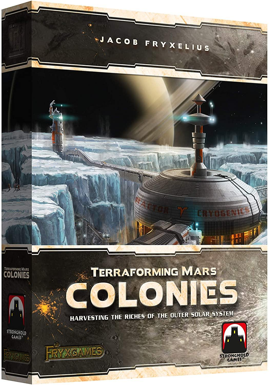 Terraforming Mars: The Colonies Expansion