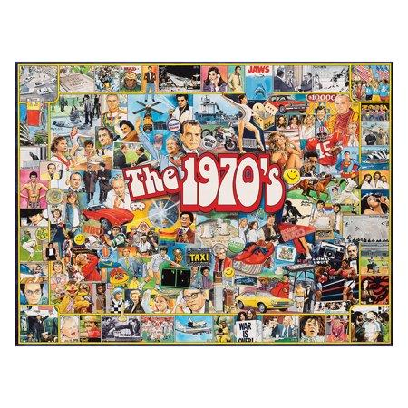 The 1970s - 1000 piece