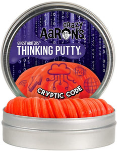 Thinking Putty - Cryptic Code Ghostwriter 4""