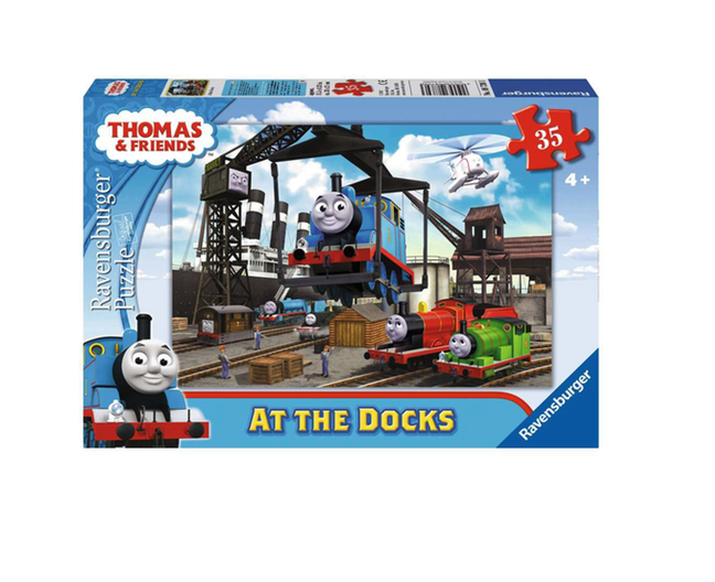 Thomas & Friends: At the Docks - 35 piece