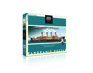 Titanic First Accounts - 1000 piece