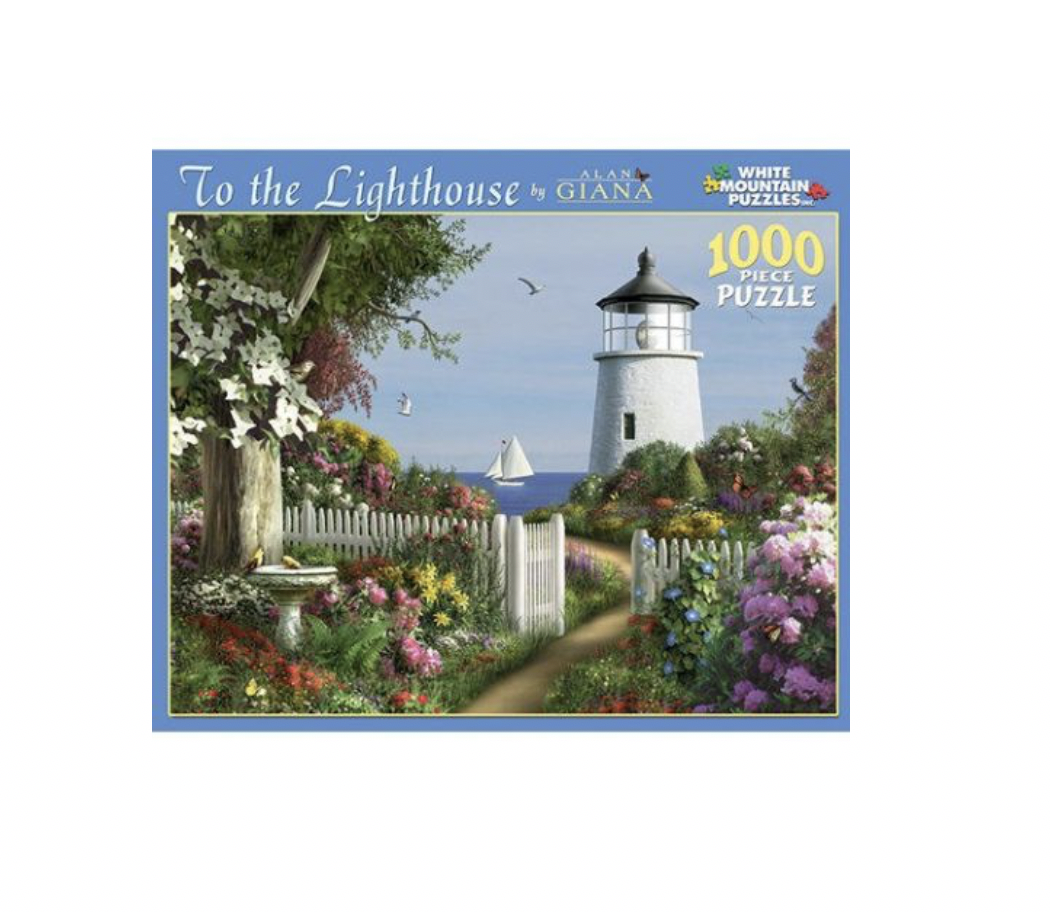 To the Lighthouse - 1000 piece