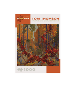 Tom Thomson: Autumn Garlands - 1000 piece