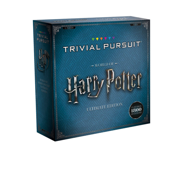 Trivial Pursuit World of Harry Potter Ultimate Edition
