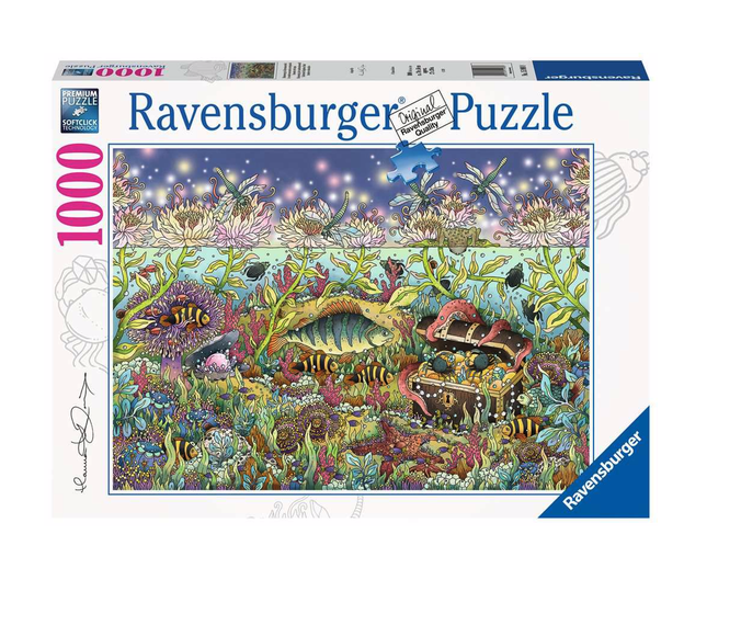 Underwater Kingdom - 1000 piece