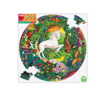 Load image into Gallery viewer, Unicorn Garden - 500 piece
