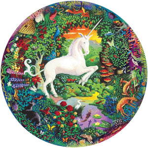 Unicorn Garden - 500 piece