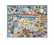 Load image into Gallery viewer, United States of America - 1000 piece