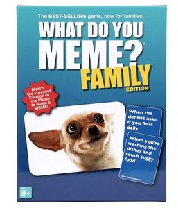 What Do You Meme - Family