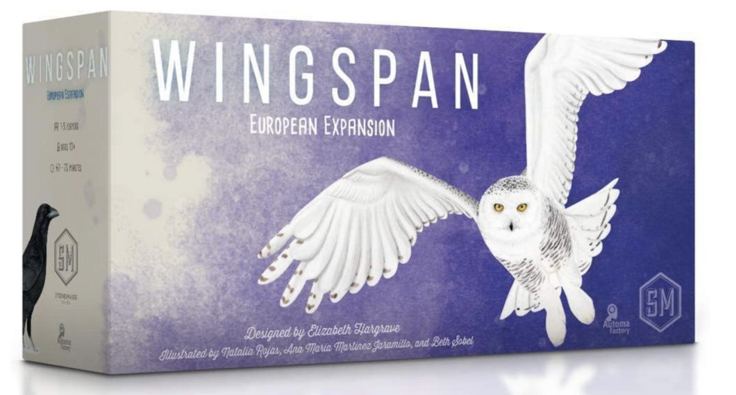 Wingspan European Birds Expansion