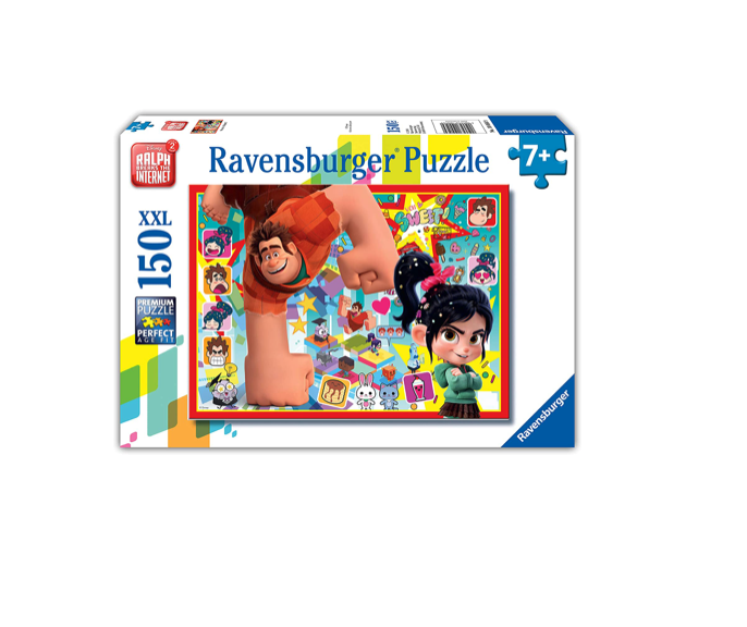 Wreck It Ralph 2 - 150 piece