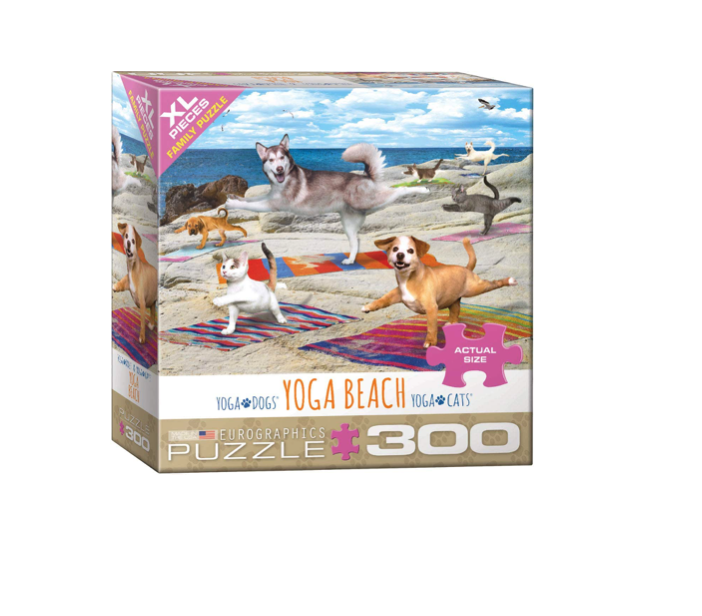 Yoga Beach - 300 piece