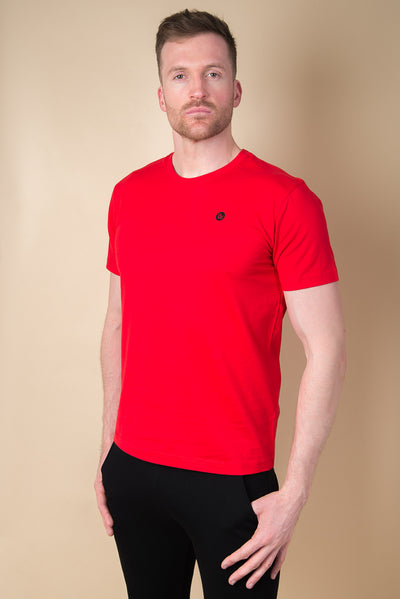 Simpson Ideal Workout Tshirt - Red
