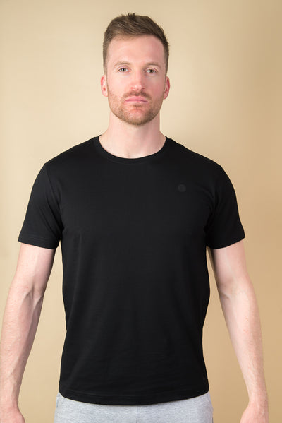 Simpson Ideal Workout Tshirt - Black