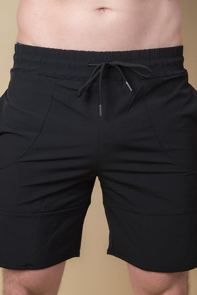 Woodhouse Squat-Proof Shorts - Black