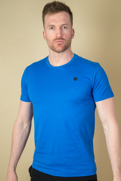 Simpson Ideal Workout Tshirt - Blue