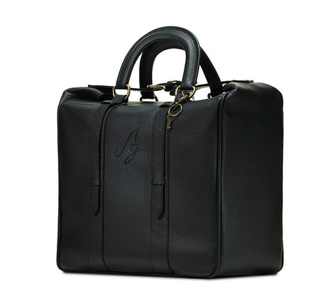 The Black Betty Briefcase Tote