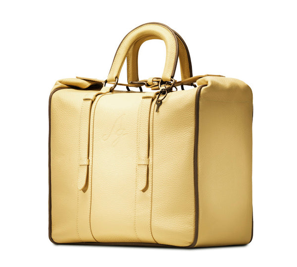 The Monroe Briefcase Tote
