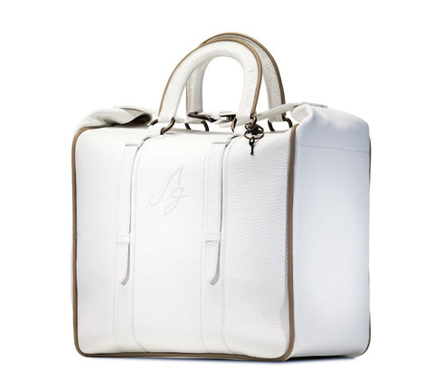 The Audrey Briefcase Tote