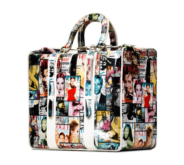 Vogue Briefcase Tote - Limited Edition
