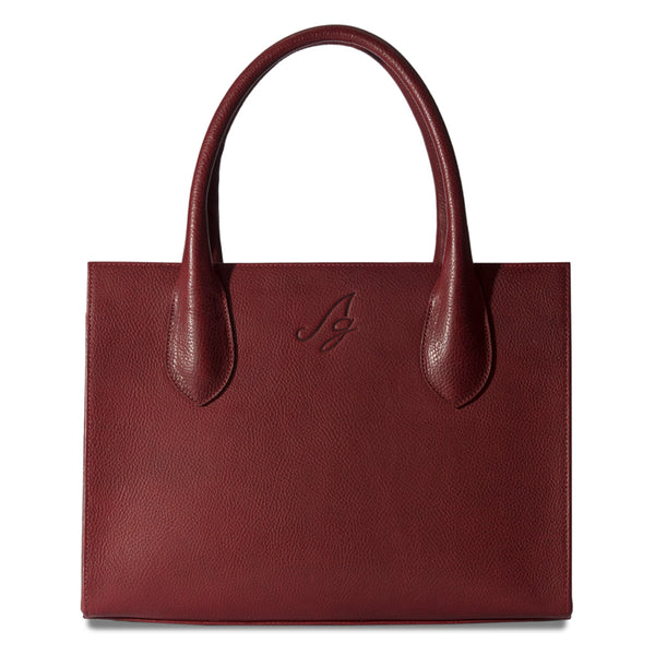 City Tote - Red