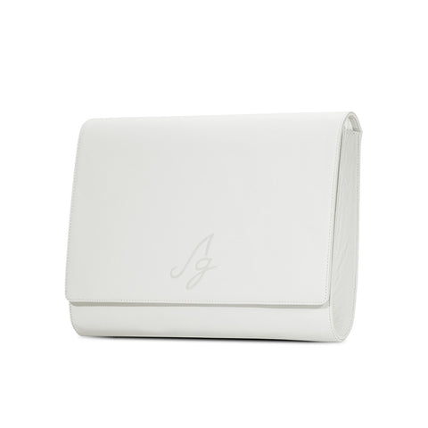 Business Clutch - Blanco