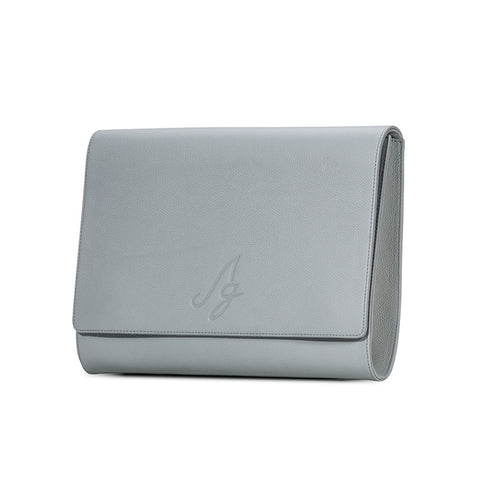 Business Clutch -Grey