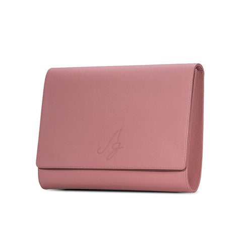 Business Clutch Pink