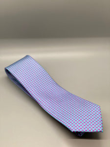 Lattice Pattern Tie