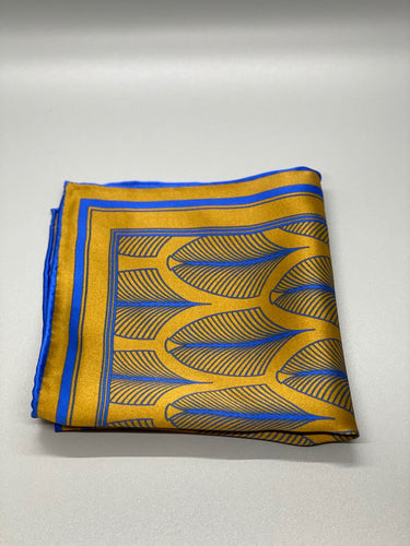 Art Deco Pocket Square