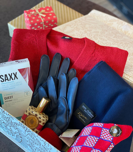 Sweater Holiday Gift Box