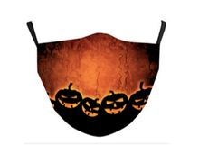 Load image into Gallery viewer, Halloween Masks