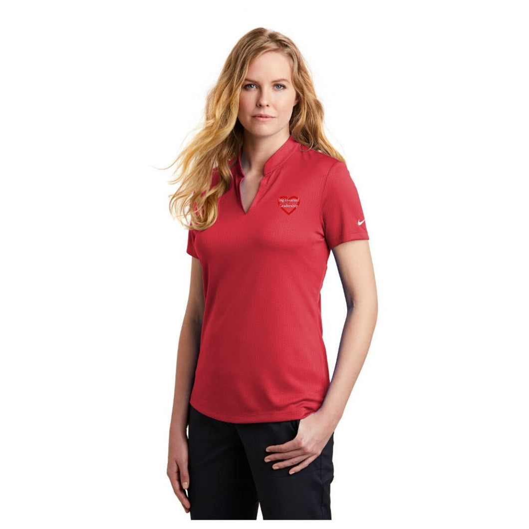 Women's Big Hearted Leadership Nike Polo