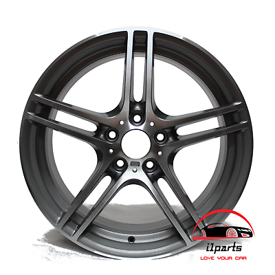 19 INCH ALLOY FRONT RIM WHEEL FACTORY OEM 71390 36116787647; 6787647