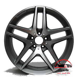 "MERCEDES S550 2014-2018 19"" FACTORY ORIGINAL FRONT AMG WHEEL RIM"