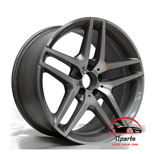 "Load image into Gallery viewer, MERCEDES S550 2014-2018 19"" FACTORY ORIGINAL FRONT AMG WHEEL RIM"