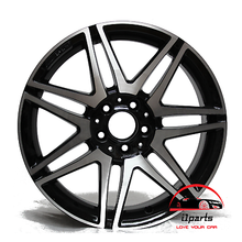 "Load image into Gallery viewer, MERCEDES CLS400 CLS550 AMG 2015-2017 19"" FACTORY ORIGINAL FRONT WHEEL RIM"