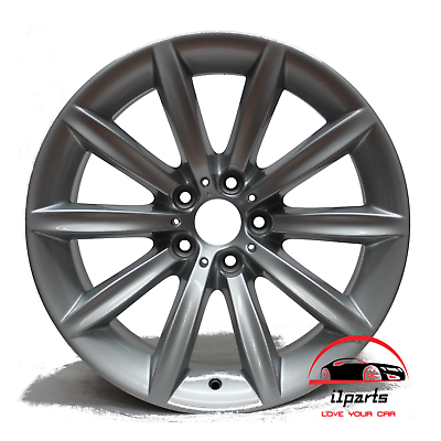 19 INCH ALLOY REAR RIM WHEEL FACTORY OEM 71163 36116774706